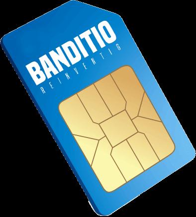banditio simkaart